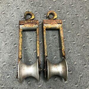6 In Hook Cable Puller Sheave