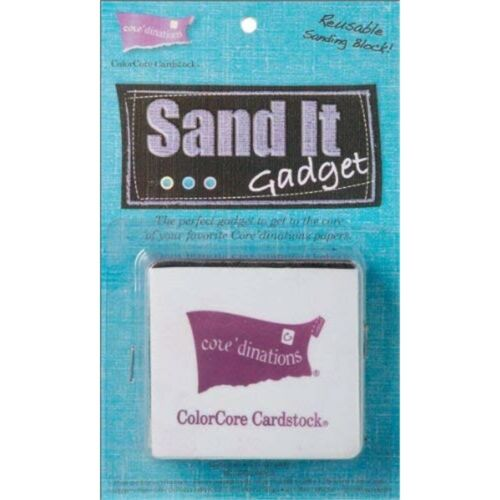 Core Dinations Coredinations Sand It Gadget Sanding Tool Set 3