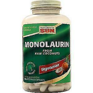 Health From The Sun Monolaurin - 180ct for sale online | eBay