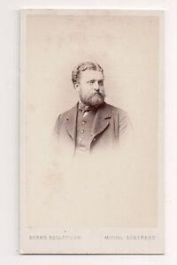 Vintage-CDV-Distinguished-French-Gent-Politician-Berne-Bellecour-Photo-paris