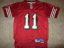 Football Jersey Alex Smith #11 San Francisco 49ers Reebok NFL ...