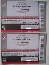 Original Tickets FC Bayern München - 1. FC Nürnberg 2013/14