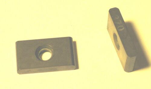 Ingersoll Tool Holder Carbide Max-i Inserts ZNE 443.01 ZNE443.01 Grade 370