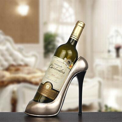 Heel Shoe Shape Wine Rack Kitchen Bar Accessories Bottle Holder Shelf Ebay
