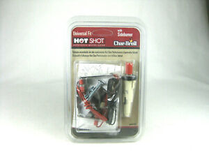 NEW-NIP-New-in-Package-Char-Broil-Universal-Fit-Hot-Shot-w-Sideburner-Igniter