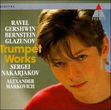 Sergei Nakariakov ~ Ravel · Gershwin · Bernstein · Glazunov - Trumpet Works, New