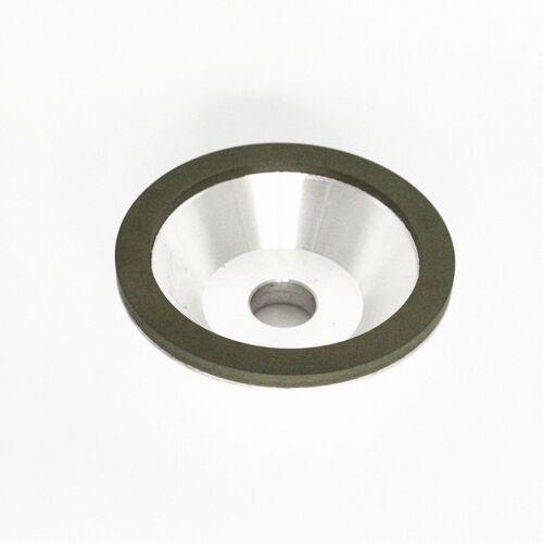 75mm Cup Diamond Grinding Wheel Grit 600 Cutter Grinder