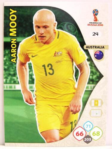 Panini Adrenalyn XL Coupe du monde 2018 #024 Aaron Mooy-Australie