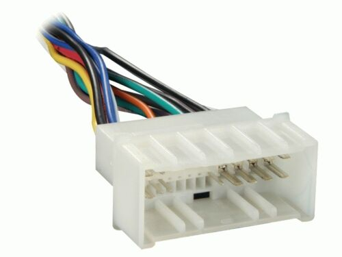 Radio Wiring Harness Adapter for Aftermarket Radio Installation BIN #1004