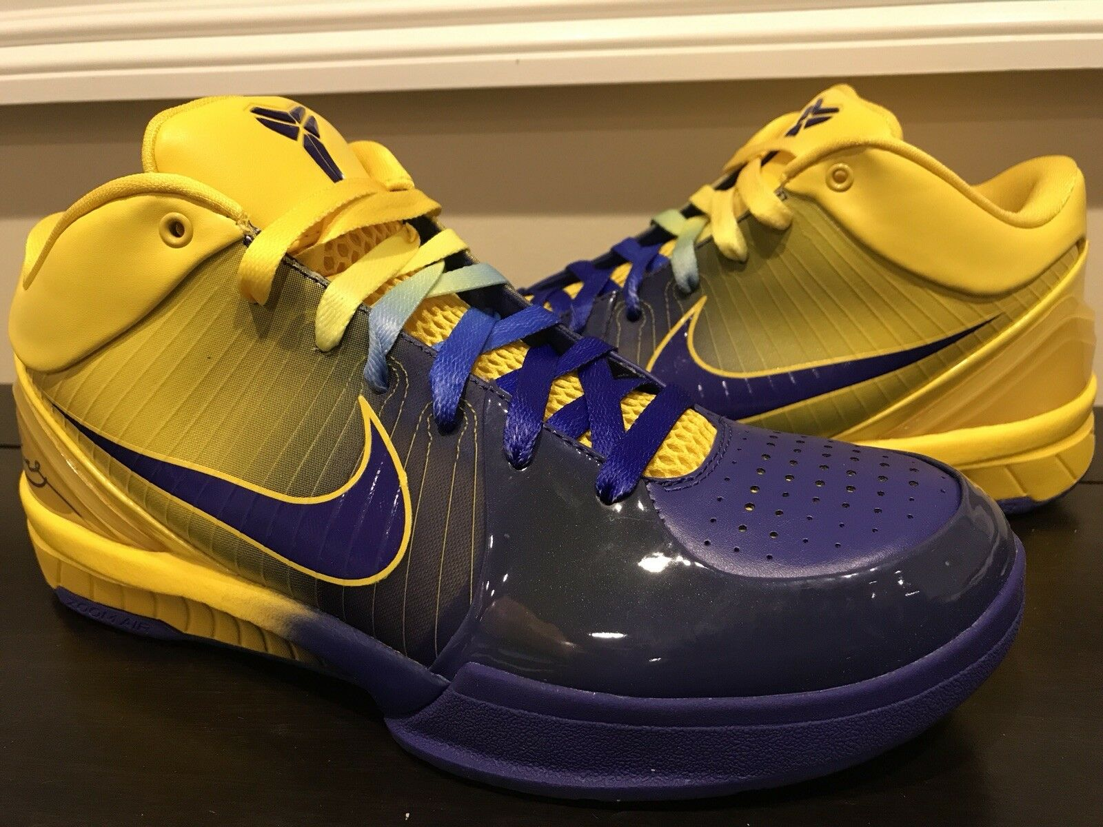 NIKE ZOOM KOBE IV 4 FOUR RINGS MVP PUPPET Price reduction prelude 1 2 5 6 Great discount