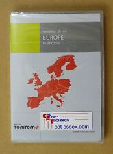 Navigation SD mapping Card Europe Ford FX (LSRNS) 2016 by Tomtom NEW SEALED