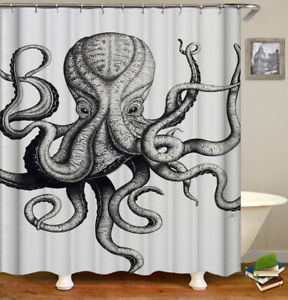 3D-Octopus-Shower-Curtain-Waterproof-Bathroom-Decor-Curtains-with-12-Hooks