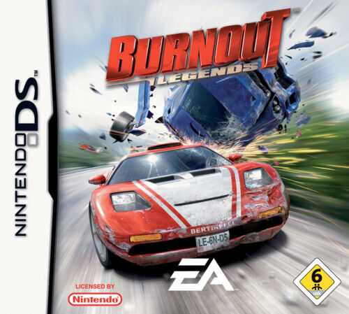 1 von 1 - Burnout: Legends (Nintendo DS, 2005)