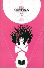 Sex Criminals #1! 1st print! Fraction! Zdarsky! Movie/TV optioned!