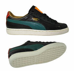 Puma Basket Classic MMQ black/deep teal Schuhe seltene Edition Gr enauswahl