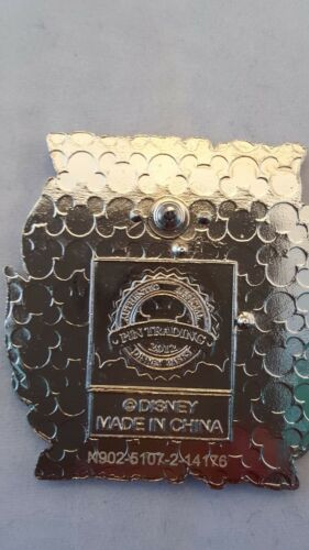 Pin 92960JACK SKELLINGTON I/'M A REAL NIGHTMARE  BEFORE CHRISTMAS DISNEY PIN