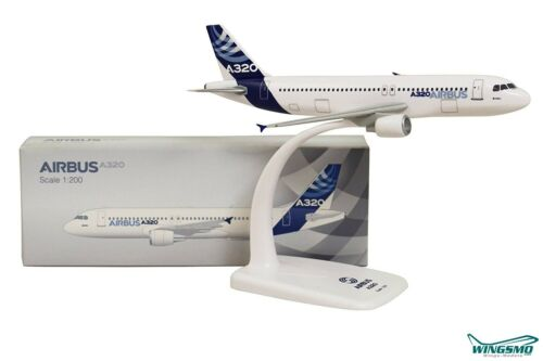 Limox Wings Airbus A320 House Color Maßstab//Scale 1//200 LX031
