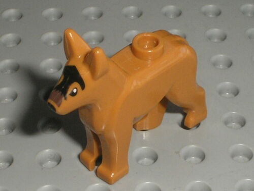 Chien LEGO Minifig LEGO Dog ref 93239 Set 4441 60069 60047 60014 7498 7285 ...