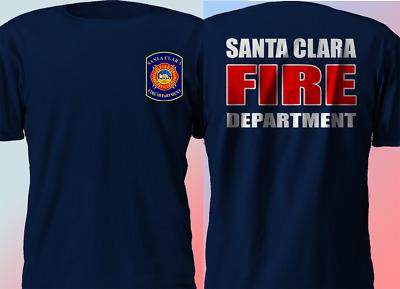 New EL PASO Fire Department Firefighter Texas Navy S-4XL