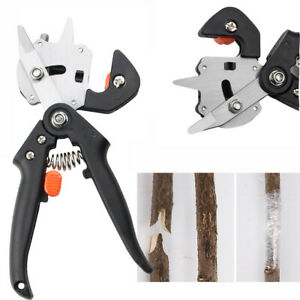Multifunctional Garden Tree Trimmer Trimming Grafting Shears Scissor Orchard