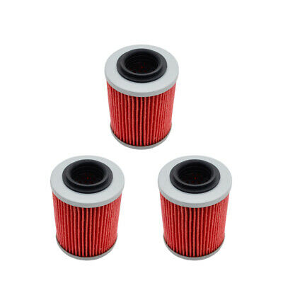 2 Pack Oil Filter FITS CAN-AM RENEGADE 800R EFI X 800 1000 X XC 2009 2011-2014