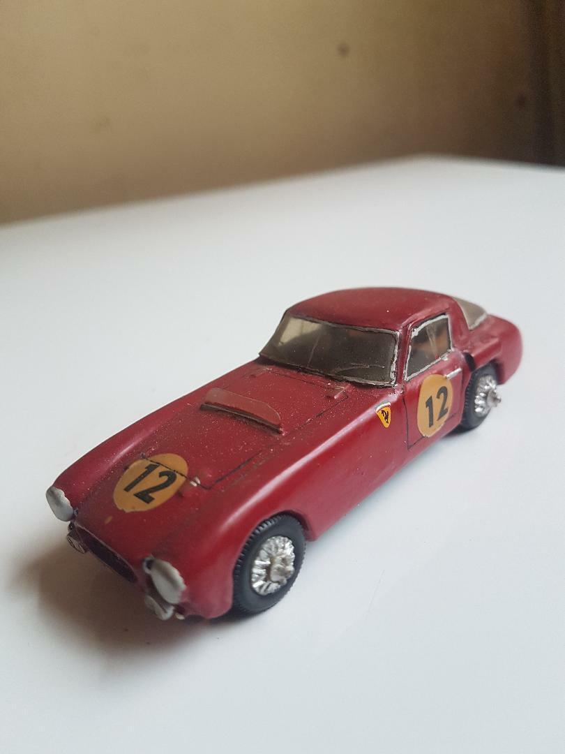 1 43  RD MARhommeDE FERRARI 12 cyl 4L100 coupé le Mans 1952 ASvoitureI  venez choisir votre propre style sportif