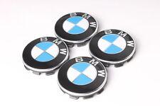 NEU 4x Original BMW Nabendeckel 1er 3er 5er 6er 7er X1 X3 X5 Z4 6783536