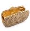 Luxmob 0298 Clutch Gold Crystal Classic xOwqOZYr