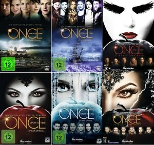 Once Upon A Time – Es War Einmal…