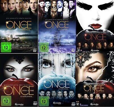 Once Upon A Time – Es War Einmal… Staffel 5