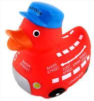 London Bus Rubber Duck From Yarto