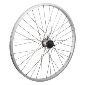 Wheel Front 16x1.5 Alloy Silver Alloy BO Silver 3//8 14gUCP