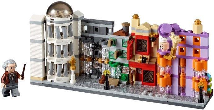 Lego - 2018 Limited PROMOTION SET-Harry Potter Diagon Alley 40289-Boîte scellée