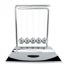 Newtons Cradle Balance Steel Balls Physics Science Pendulum Ornaments Balance