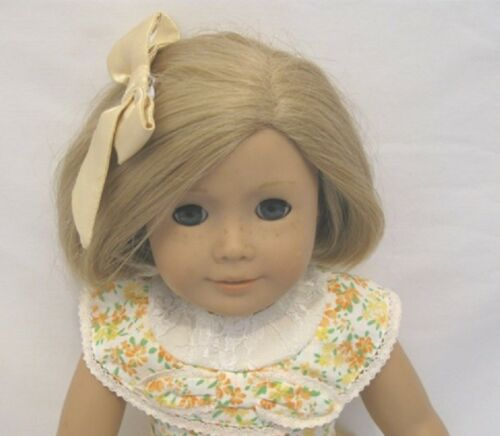 """Doll Clothes 18/"""" Doll Dress Summer Yellow Floral Fits American Girl Doll Kit"""