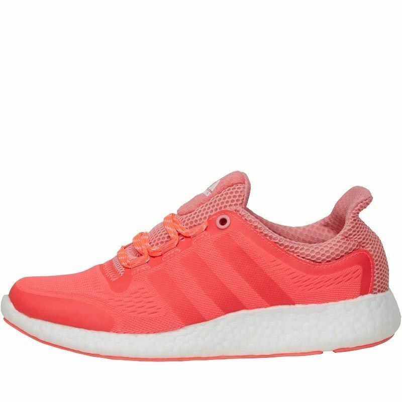 adidas Wo Hommes Flash Pure Boost chill Neutral Running Chaussures Flash Hommes Rouge/rose.All Taille e7a4c1