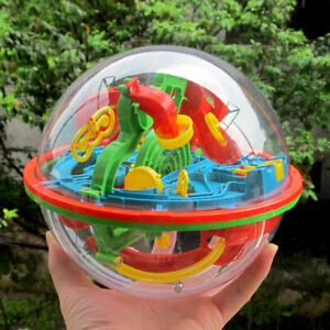 Hot-Addictaball-Grosse-Puzzle-Ball-Addict-ein-Ball-Labyrinth-U8H4-3D-Puzzle-C4N3