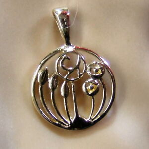 9d9b4861a Image is loading 9ct-gold-new-charles-rennie-mackintosh-pendant