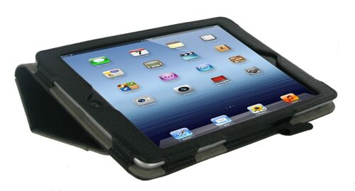 "rooCASE Apple iPad Mini with Retina Display 7.9/"" Dual Stand Folio Cover Case"