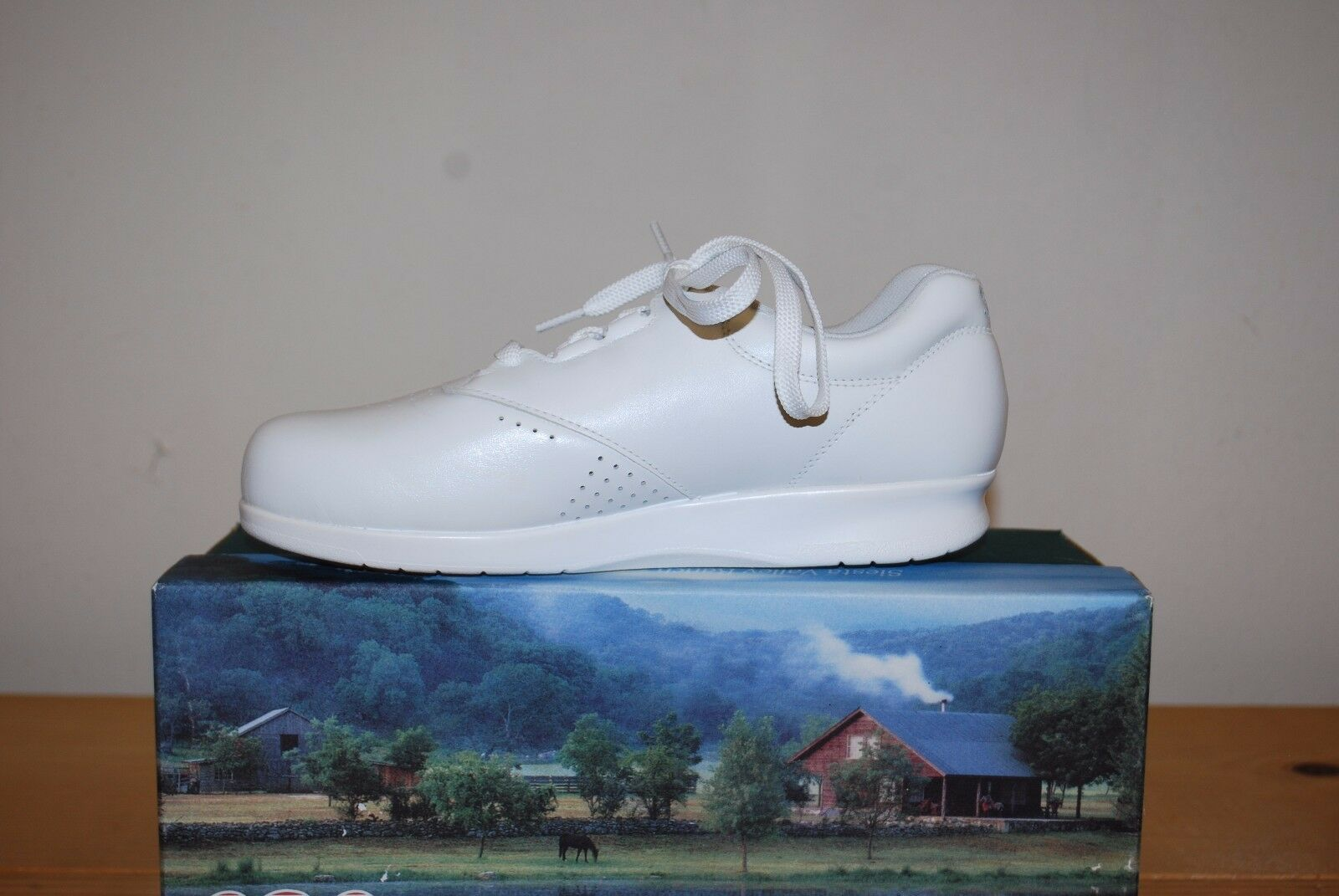 SAS Freetime Walking shoes shoes shoes in White - Made in the USA 158853