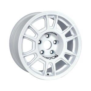 Evo-Corse-Motorsport-Lenkrad-fuer-Volvo-740-Rallye-Olympia-6-5x15-ET15-weiss
