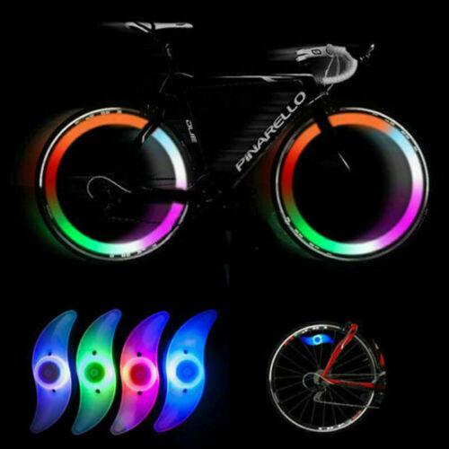 LED Tyre Wheel Light Lamp Bicycle Cycling Bright Flashing Lamp Decor GL1041