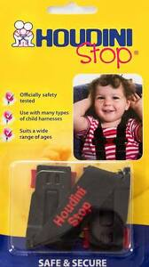 houdini stop  New Houdini Stop Car Seat Child Safety Harness Chest Strap | eBay