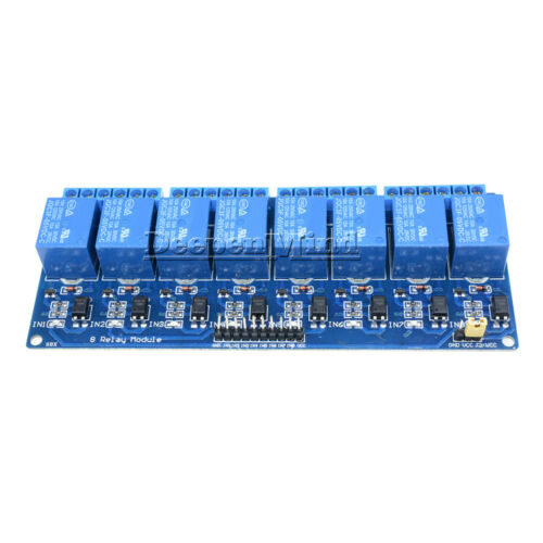 12V 4//8CH Bluetooth Android Relay Board Wireless Control Remote+Switch Module