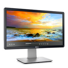 """Proffesional Dell 19.5"""" LED P2014H LCD Monitor w/ Adjustable Stand and Cables"""