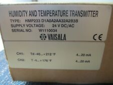 Vaisala Hmp233 Humidity And Temperature Transmitter New