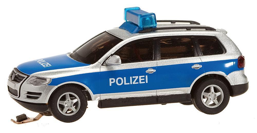 FALLER 161543 VW TOUAREG POLIZIA  WIKING    NUOVO in scatola originale