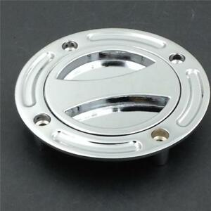 Chrome-Reservoir-Fuel-Tank-Gas-Cap-For-1997-2003-2002-Suzuki-GSXR-GSX-R-600-750