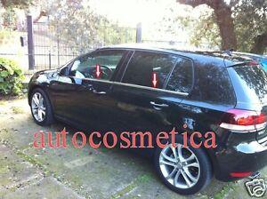 modanature-Cornici-Raschiavetri-Finestrini-in-Acciaio-Cromo-Volkswagen-Golf-VI-6