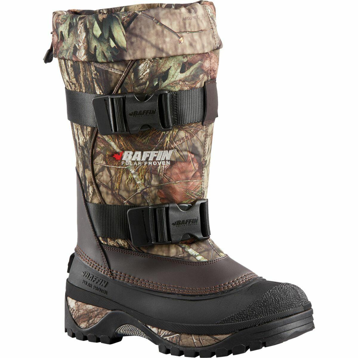 Baffin Wolf Winter Boot - Men's Mossy Oak 9.0